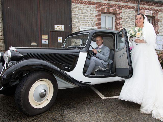 Le mariage de Maxime et Samantha à Senantes, Oise 16