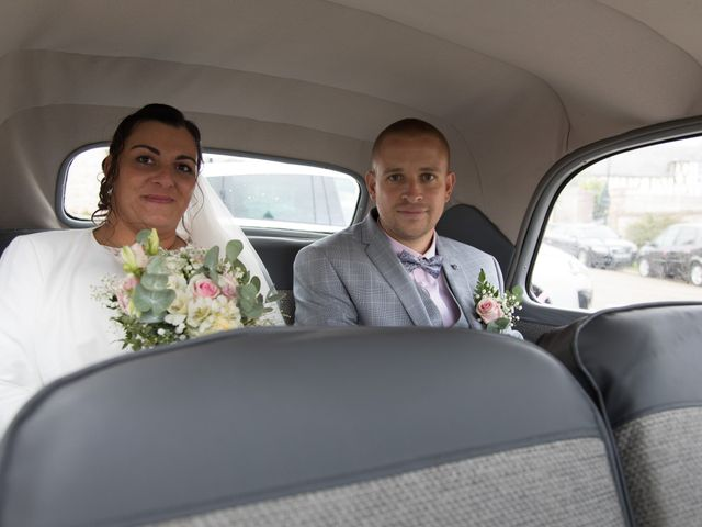 Le mariage de Maxime et Samantha à Senantes, Oise 17