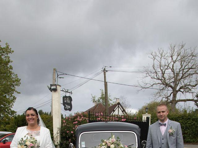 Le mariage de Maxime et Samantha à Senantes, Oise 18