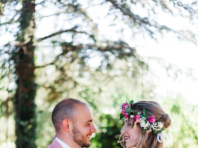 Le mariage de Maxence et Emma à Mazan, Vaucluse 15