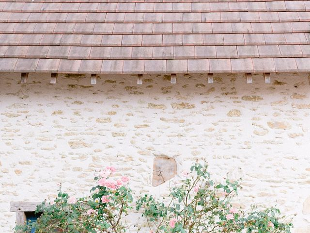 Le mariage de Fabrice et Aurélie à Vendoeuvres, Indre 3