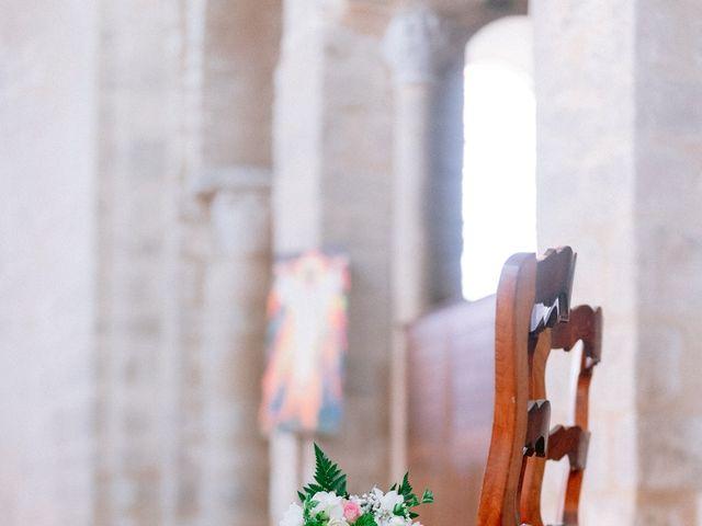 Le mariage de Fabrice et Aurélie à Vendoeuvres, Indre 12