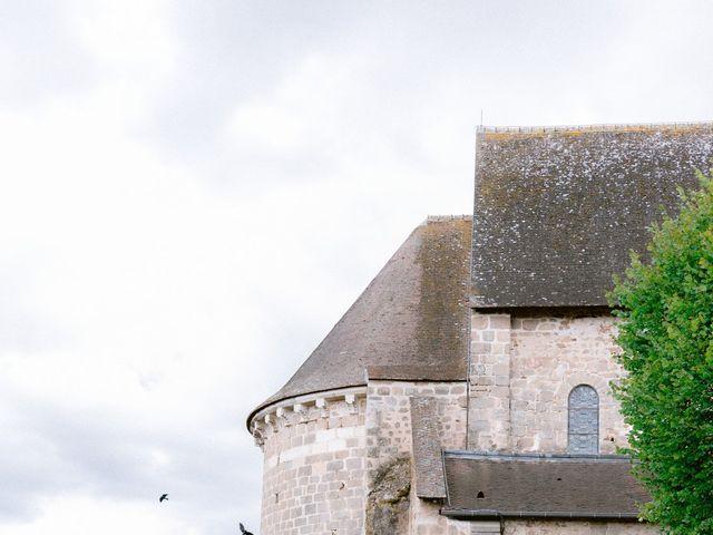 Le mariage de Fabrice et Aurélie à Vendoeuvres, Indre 15