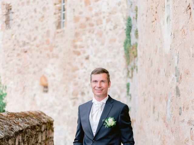 Le mariage de Fabrice et Aurélie à Vendoeuvres, Indre 18