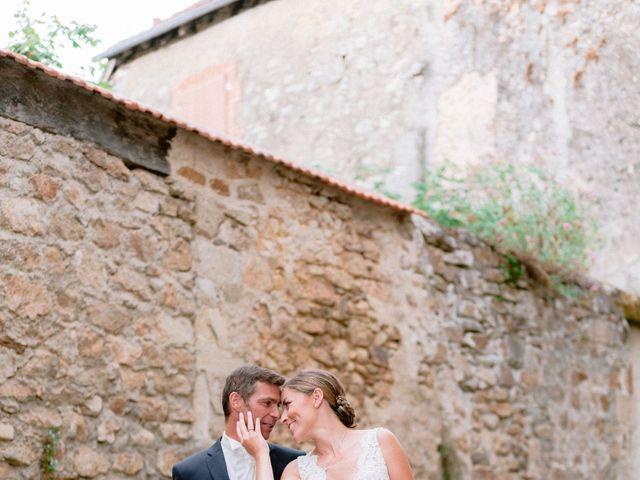 Le mariage de Fabrice et Aurélie à Vendoeuvres, Indre 19