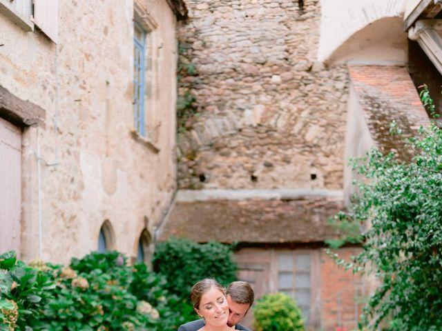 Le mariage de Fabrice et Aurélie à Vendoeuvres, Indre 20