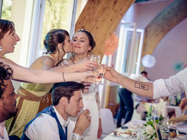 Le mariage de Baptiste et Sarah à Morannes, Maine et Loire 18