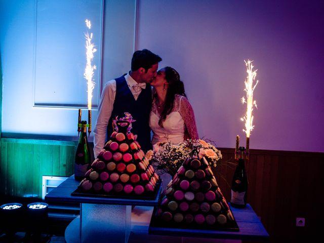 Le mariage de Baptiste et Sarah à Morannes, Maine et Loire 27