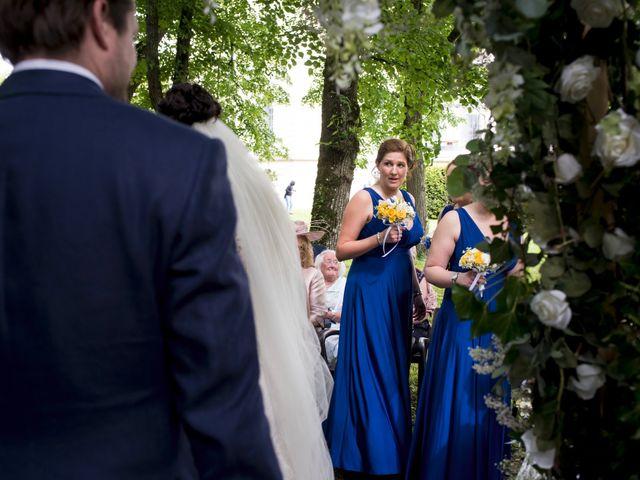 Le mariage de Tarran et Kate à Thuret, Puy-de-Dôme 43
