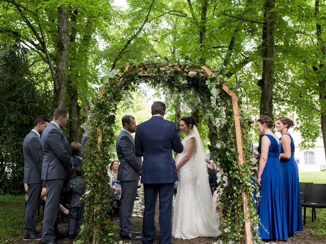 Le mariage de Tarran et Kate à Thuret, Puy-de-Dôme 45