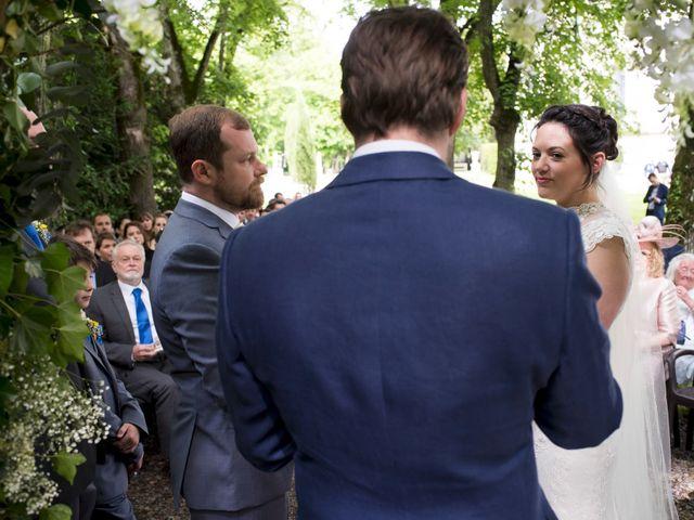 Le mariage de Tarran et Kate à Thuret, Puy-de-Dôme 46