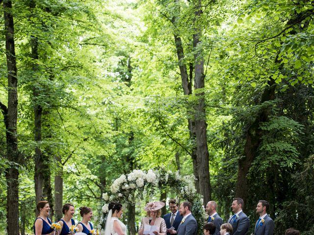 Le mariage de Tarran et Kate à Thuret, Puy-de-Dôme 47