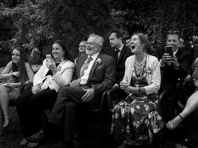 Le mariage de Tarran et Kate à Thuret, Puy-de-Dôme 50