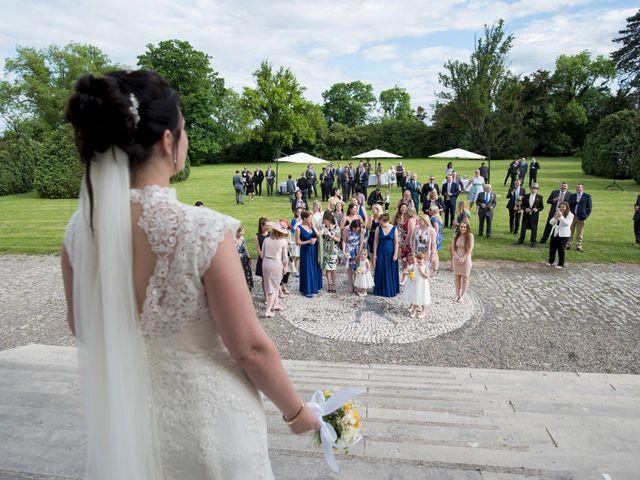 Le mariage de Tarran et Kate à Thuret, Puy-de-Dôme 57