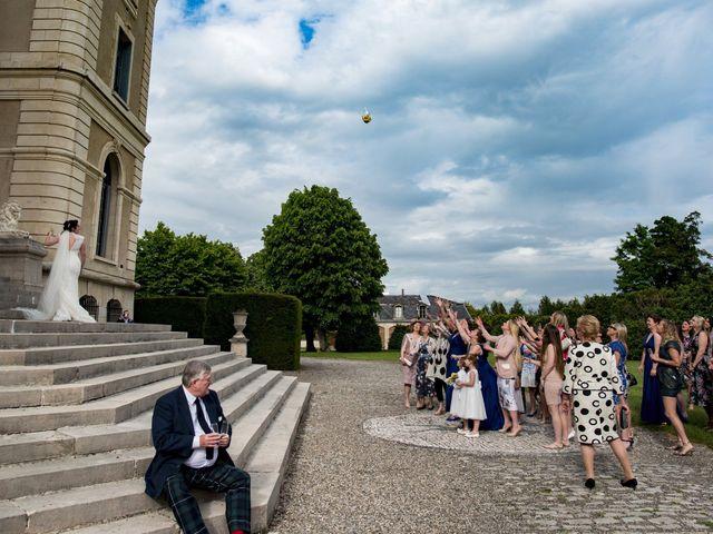 Le mariage de Tarran et Kate à Thuret, Puy-de-Dôme 59