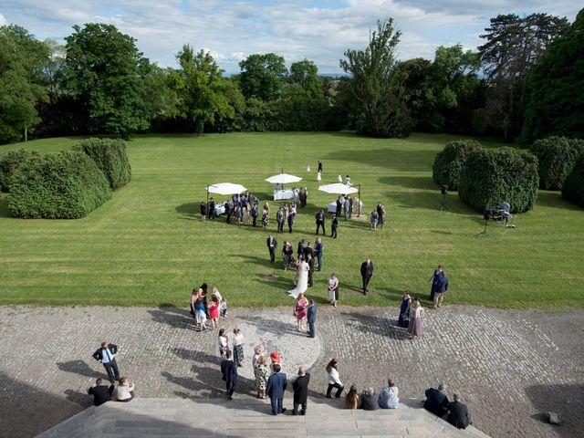 Le mariage de Tarran et Kate à Thuret, Puy-de-Dôme 62