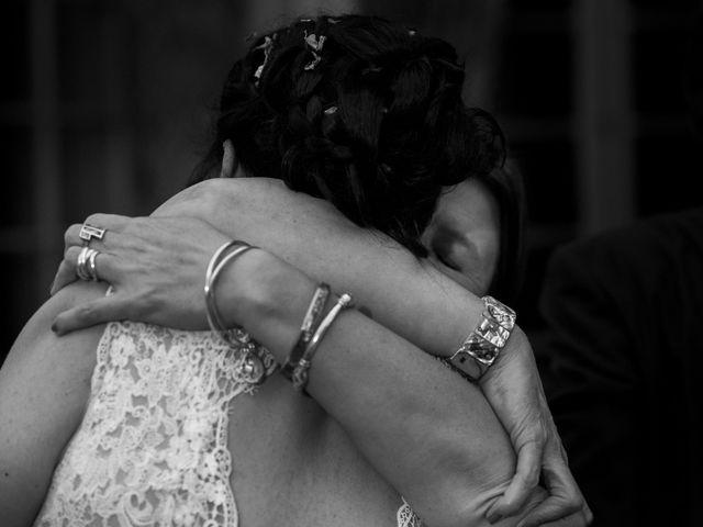 Le mariage de Tarran et Kate à Thuret, Puy-de-Dôme 80
