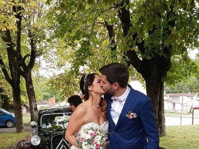 Le mariage de Mathieu  et Elna  à Foussignac, Charente 1