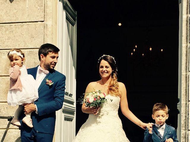Le mariage de Mathieu  et Elna  à Foussignac, Charente 5