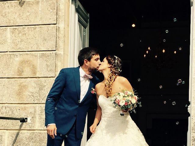 Le mariage de Mathieu  et Elna  à Foussignac, Charente 6