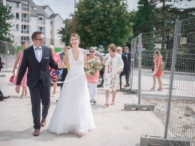 Le mariage de Jérôme et Camille à Bohars, Finistère 11