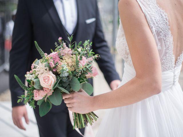 Le mariage de Jérôme et Camille à Bohars, Finistère 12