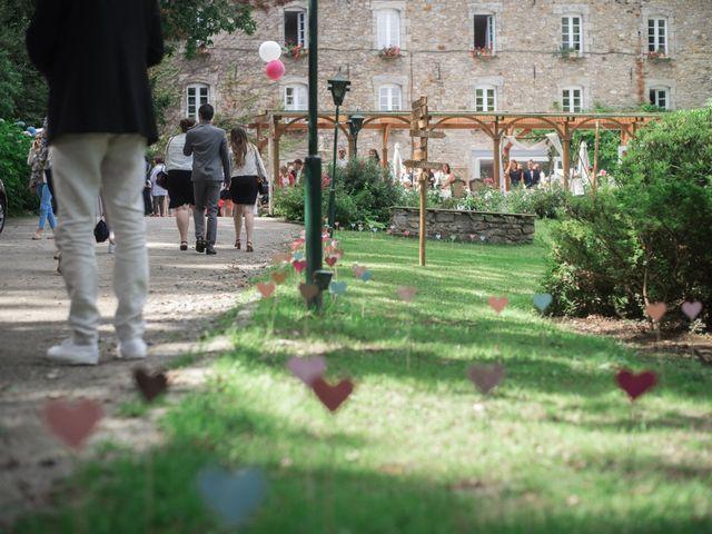 Le mariage de Jérôme et Camille à Bohars, Finistère 15
