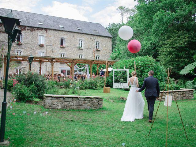 Le mariage de Jérôme et Camille à Bohars, Finistère 16