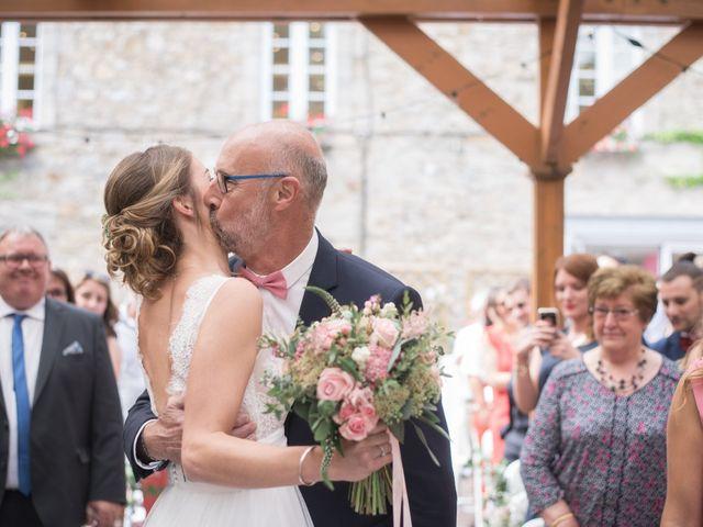Le mariage de Jérôme et Camille à Bohars, Finistère 1
