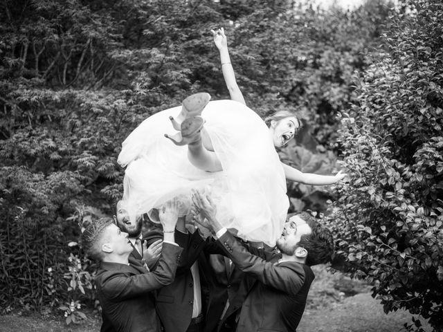 Le mariage de Jérôme et Camille à Bohars, Finistère 21