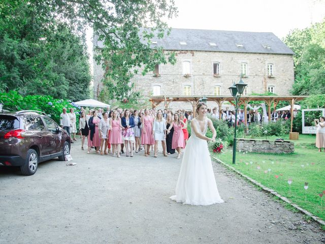 Le mariage de Jérôme et Camille à Bohars, Finistère 25