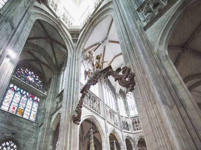 Le mariage de Benoit et Amandine à Rouen, Seine-Maritime 11