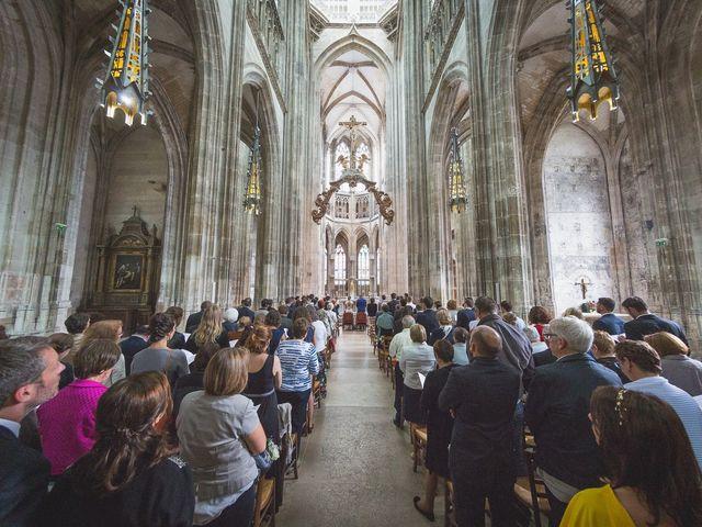 Le mariage de Benoit et Amandine à Rouen, Seine-Maritime 12