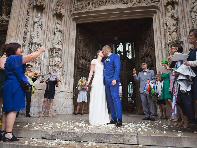 Le mariage de Benoit et Amandine à Rouen, Seine-Maritime 13