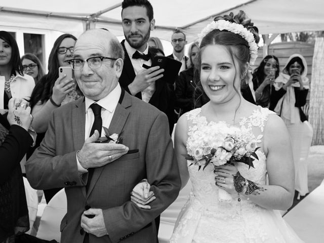 Le mariage de Ahmed et Laurie à Champigny-sur-Marne, Val-de-Marne 7