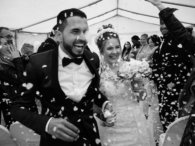 Le mariage de Ahmed et Laurie à Champigny-sur-Marne, Val-de-Marne 8
