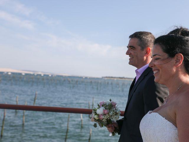 Le mariage de Renaud et Valerie à Lège-Cap-Ferret, Gironde 1