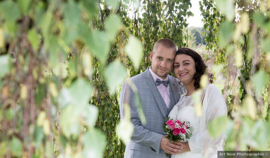 Le mariage de Maxime et Samantha à Senantes, Oise