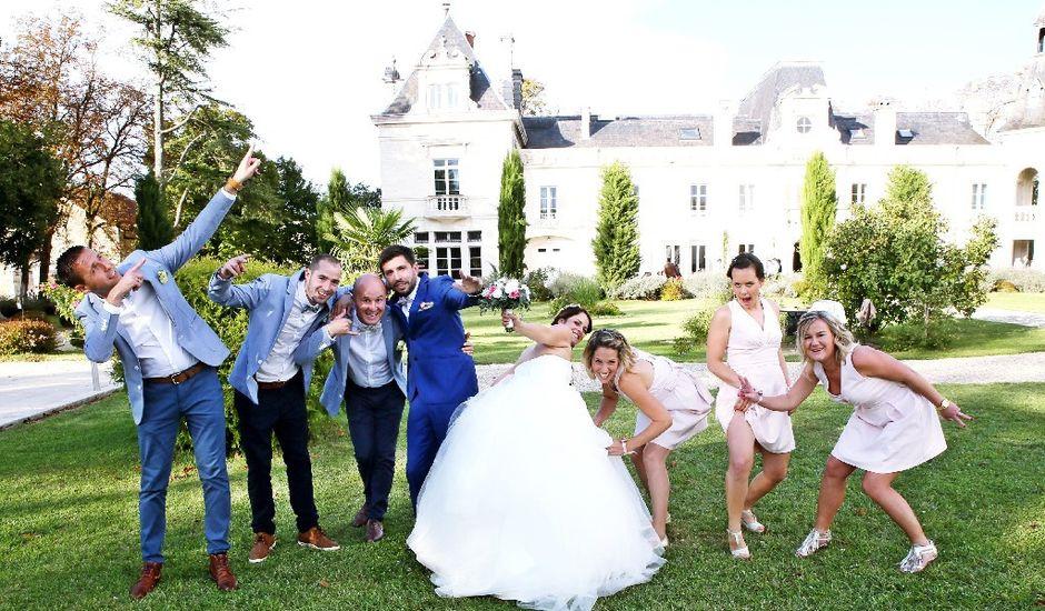Le mariage de Mathieu  et Elna  à Foussignac, Charente