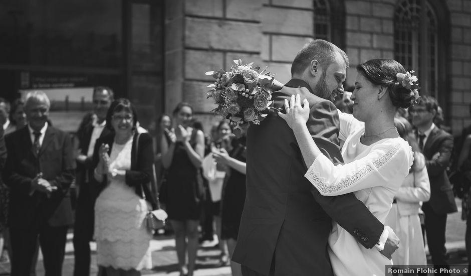 Le mariage de Benoit et Amandine à Rouen, Seine-Maritime