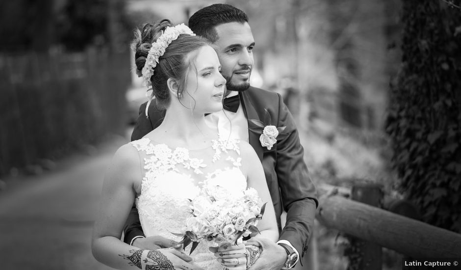 Le mariage de Ahmed et Laurie à Champigny-sur-Marne, Val-de-Marne