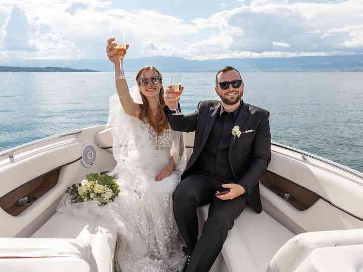 Le mariage de Adèle  et Anthony