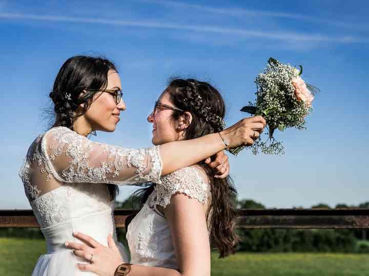 Le mariage de Emily et Jessica