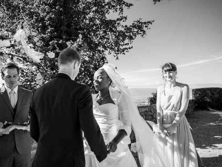 Le mariage de Corinne et Amar