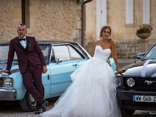 Le mariage de Graziella et Guillaume