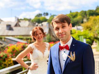 Le mariage de Maëlenn et Patrice