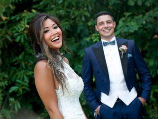 Le mariage de Sandrine et Mathias