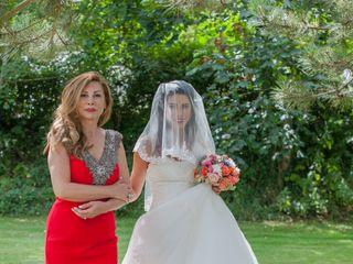 Le mariage de Elnaz Saberi Ansari et Gwenneg Kerdivel 3