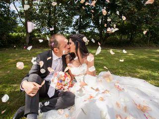 Le mariage de Elnaz Saberi Ansari et Gwenneg Kerdivel