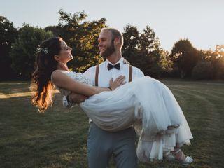Le mariage de Amaury et Brett
